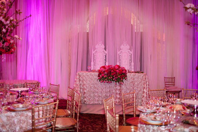 throne chairs sweetheart tables