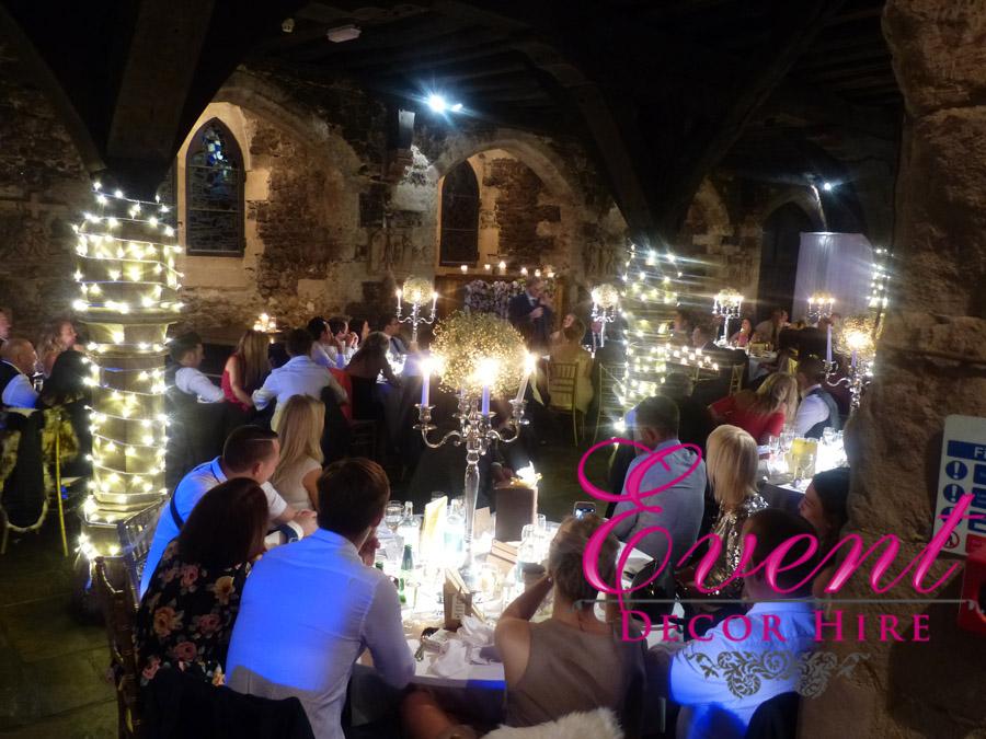 the crypt wedding london