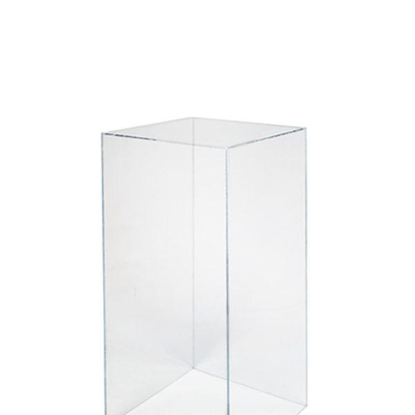 clear plinth hire