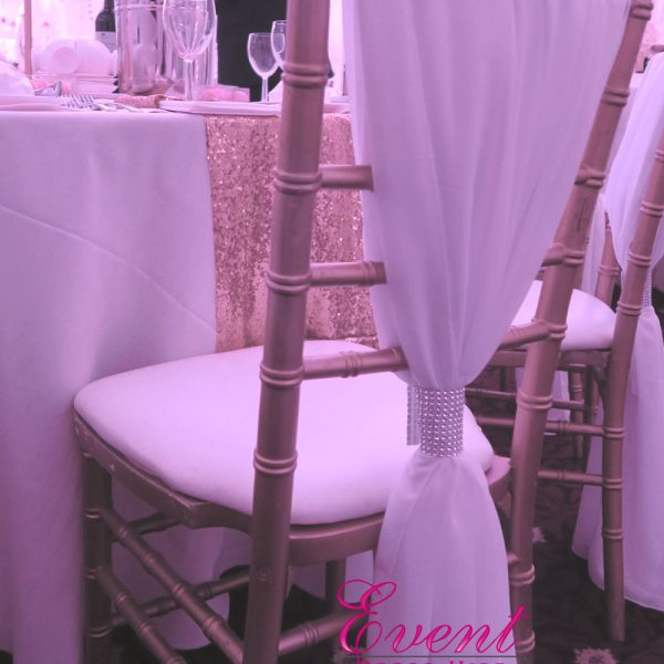 sash for chiavari chair