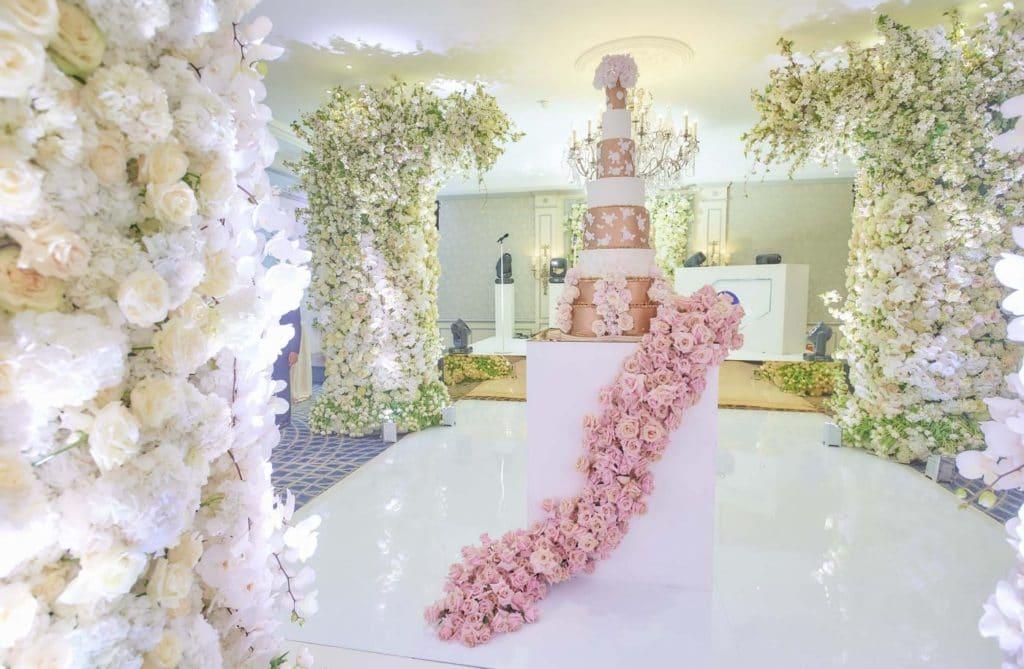 savoy wedding luxury