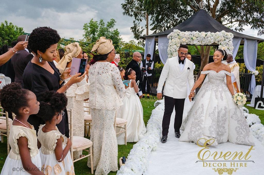 oneka wedding