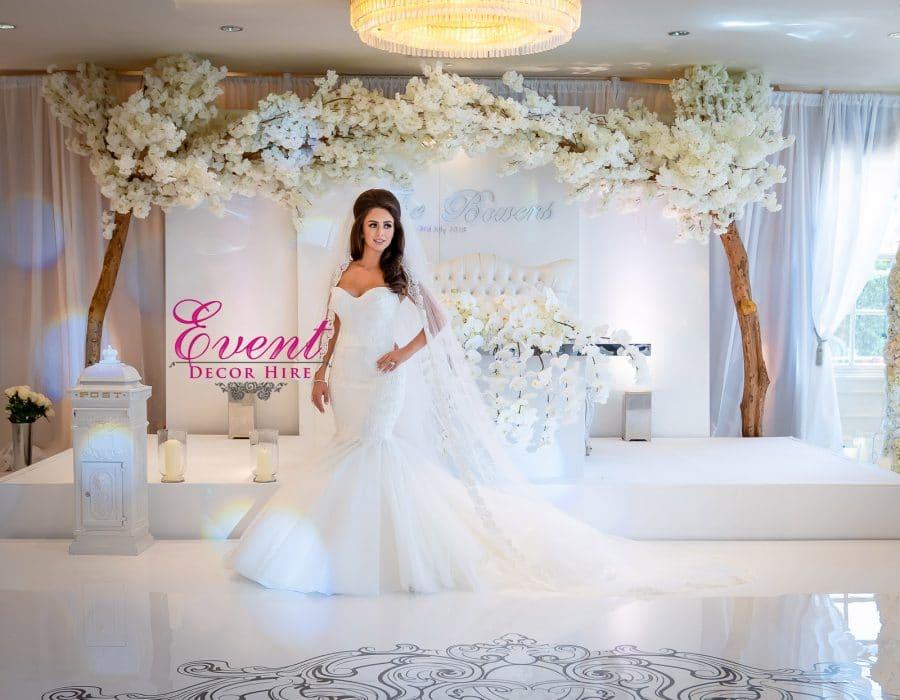 Bonnie Lou wedding