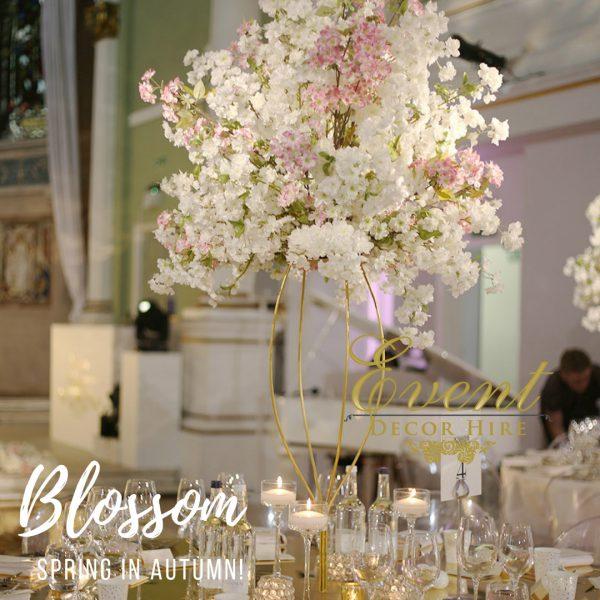 blossom centrepiece