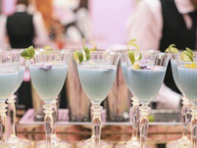cocktails wedding
