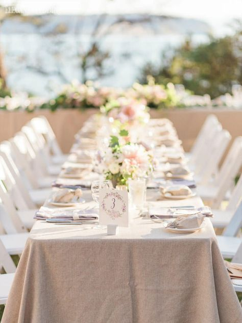 outdoor wedding design