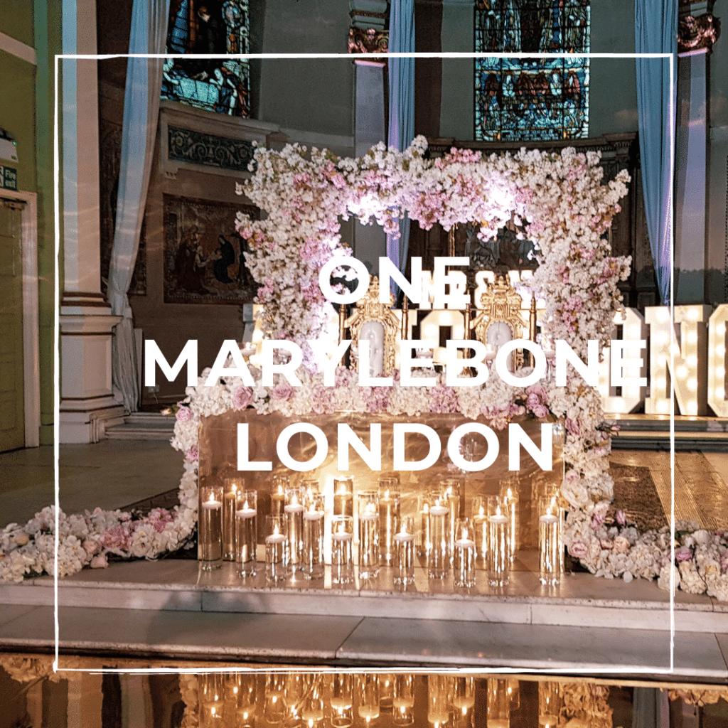 one Marylebone hotel